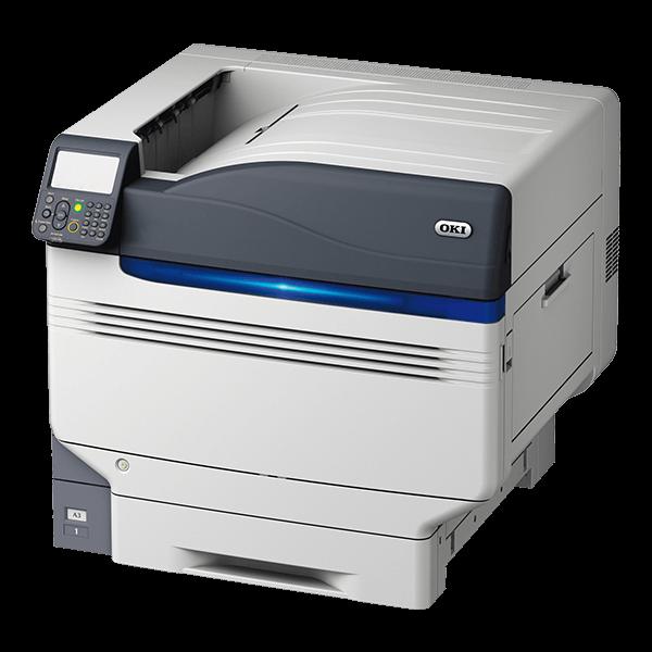 OKI White Toner Laser Printer the Pro9541DN - For FOREVER Digital Heat Transfer Papers
