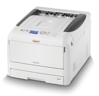OKI Pro8432WT White Toner Printer